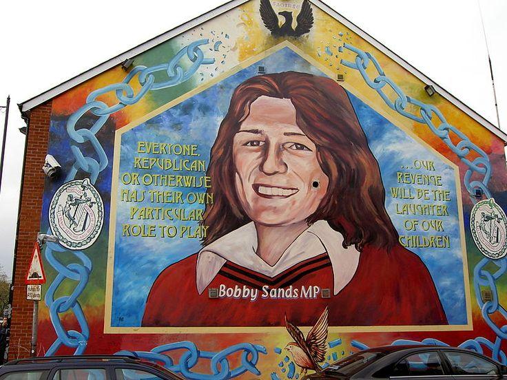 Bobby Sands... nunca te olvidaremos.