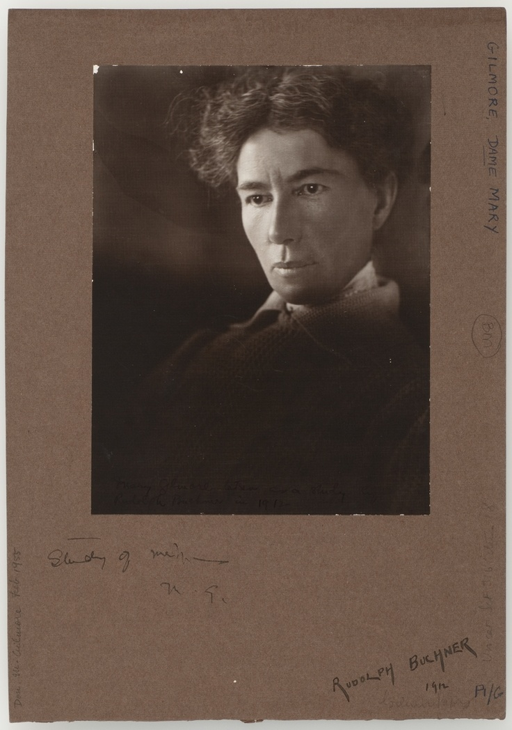 Dame Mary Gilmore, Australian author and poet, 1912 / photograph by Rudolph Buchner    Find more detailed information about this photograph:  http://acms.sl.nsw.gov.au/item/itemDetailPaged.aspx?itemID=887510  From the collection of the State Library of New South Wales www.sl.nsw.gov.au