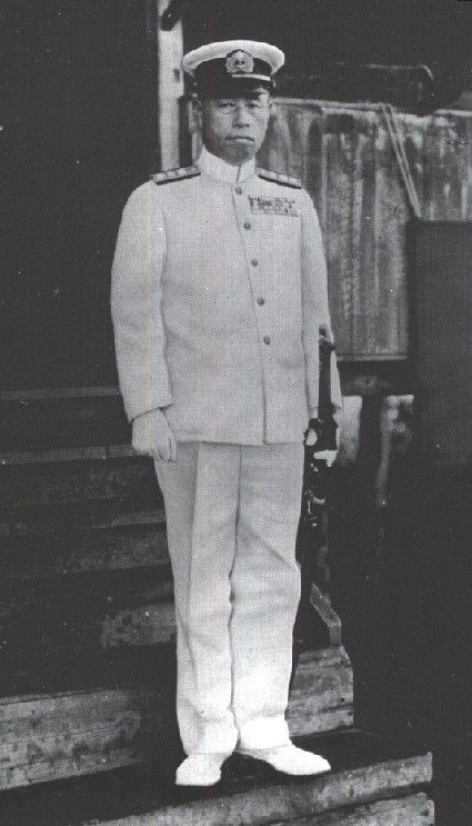 Yamamoto Isoroku (山本 五十六) - Commander-in-Chief of the Imperial Japanese Navy Combined Fleet from 1939 to his death in 1943. Modernized the Imperial Japanese Navy through the development of the Naval Aviation, proving its strategic decisiveness during the Attack on Pearl Harbor in 1941.