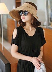 Republic of Korea reigning Women's Clothing Store [CANMART] Do veil suncap / Size : FREE / Price : 17.79 USD #korea #fashion #style #fashionshop #apperal #koreashop #missy #canmart #suncap #acc