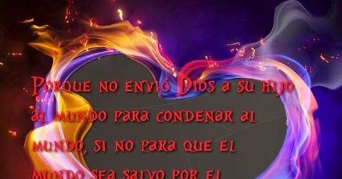 Dios te ama : La Voz de Dios  Sólo la Biblia nos esclarece acerca del amor de Dios, en ella lo encontramos ; leer la Biblia es creer lo que ...