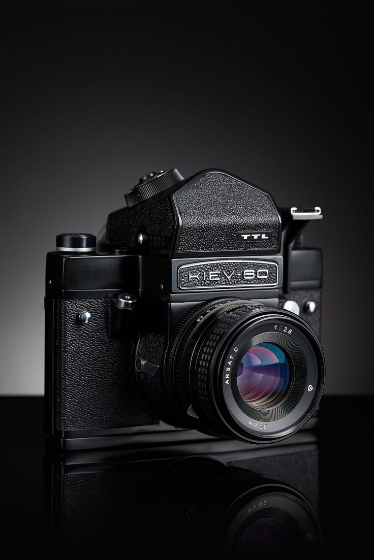 https://flic.kr/p/pDxhiJ | KIEV 60 | Test Image - started working on a camera project _ KIEV 60 TTL Metered Prism ARSAT C 80mm f/2.8 6x6 format _ Camera Portrait Project