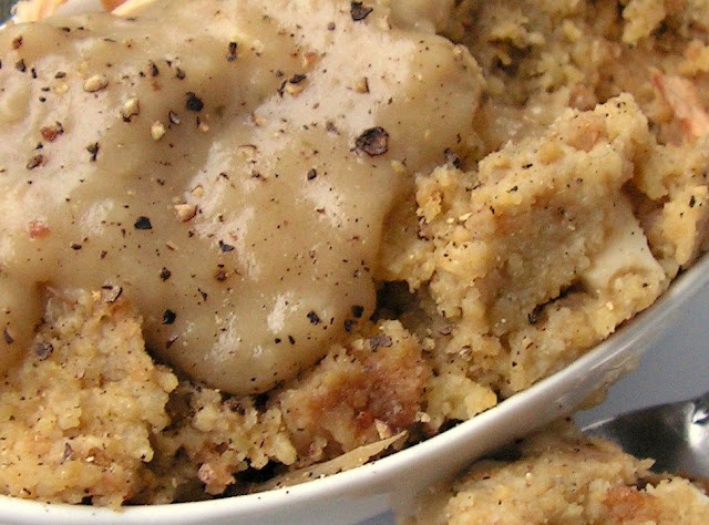 Chicken & stuffing! Throw everything in the crockpot in the morning, delicious meal for evening.