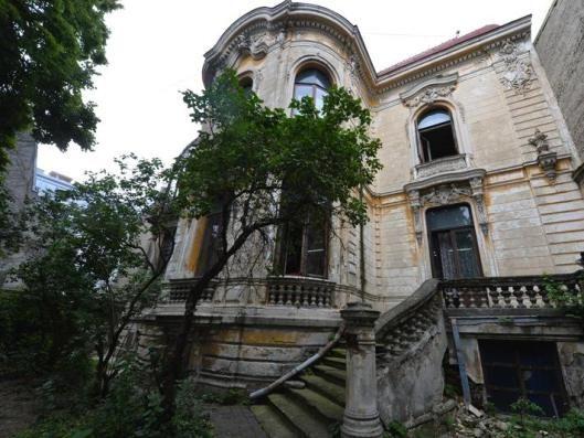 Casa Macca Bucuresti Institutul de Arheologie Vasile Pârvan Bucharest Romania architecture 2