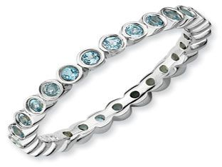 Zales Birthstone Stackable Rings