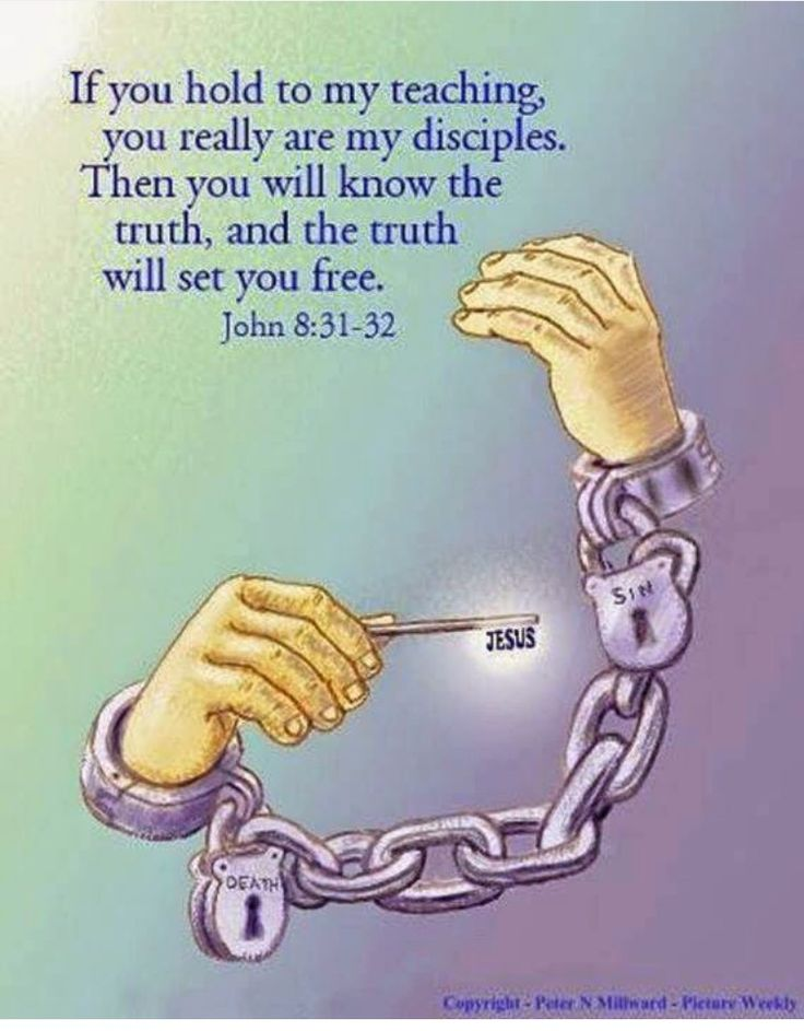 """click to read   Jesus: """"The truth will set you free."""" ~ John 8:31-32 Find out more at www.jw.org"""