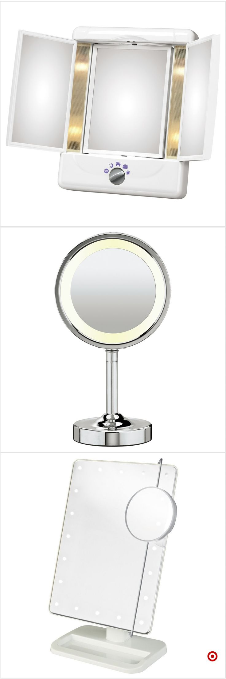 Shop Target for makeup mirrors you will love at great low prices. Free shipping on orders of $35+ or free same-day pick-up in store.