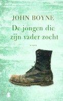 """Recensie van Gwen & IrisIJ (★★★★☆) over """"De jongen die zijn vader zocht"""" van John Boyne   2e recensie over dit boek   De vader van Alfie gaat vechten in de Eerste Wereldoorlog. Alfie krijgt eerst nog brieven, maar dan hoort hij niets meer. Wat is er met zijn vader gebeurd?   http://www.ikvindlezenleuk.nl/2015/02/john-boyne-de-jongen-die-zijn-vader-zocht-2e-recensie/"""