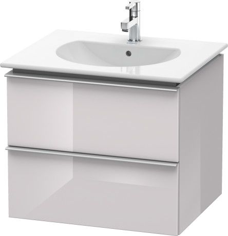 Darling New Vanity unit wall-mounted #DN6470 | Duravit