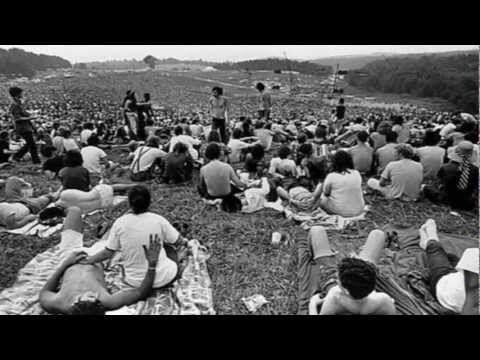 Woodstock - Film by Jeffrey Lee Martin - Music by Mathews Southern Comfort