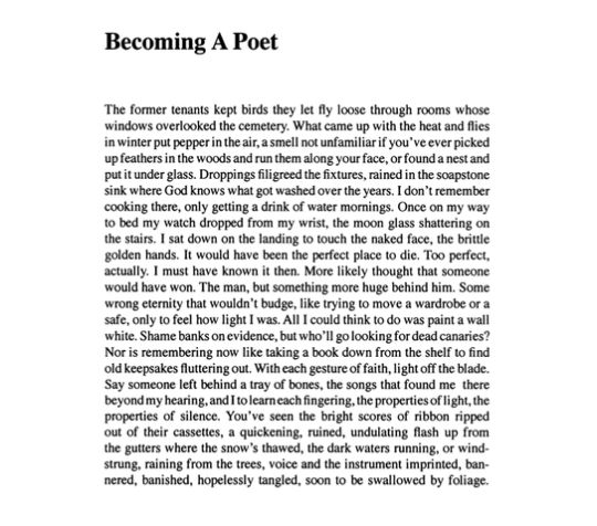 Song of myself essay