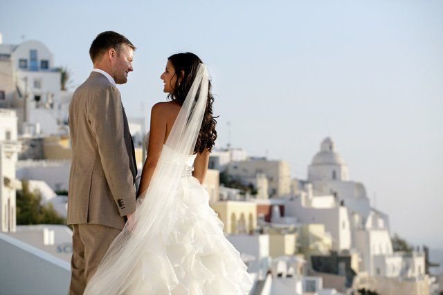A rustic wedding in #Santorini Greece  A video by WedFilms Cinematography  http://www.love4weddings.gr/rustic-wedding-in-santorini/