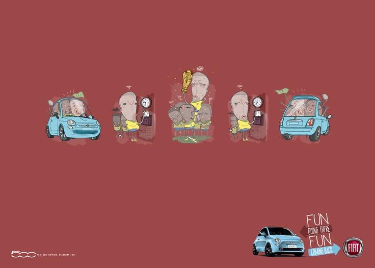 Fiat 500 Routine » World Champion