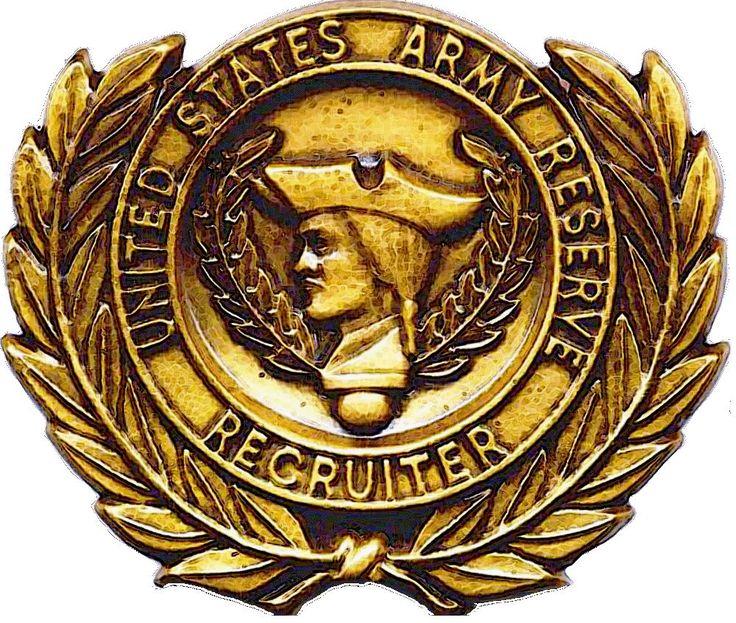 U.S. Army Reserve Recruiter