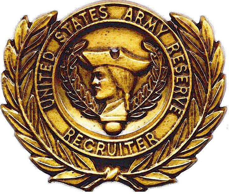 U.S. Army Reserve Recruiter