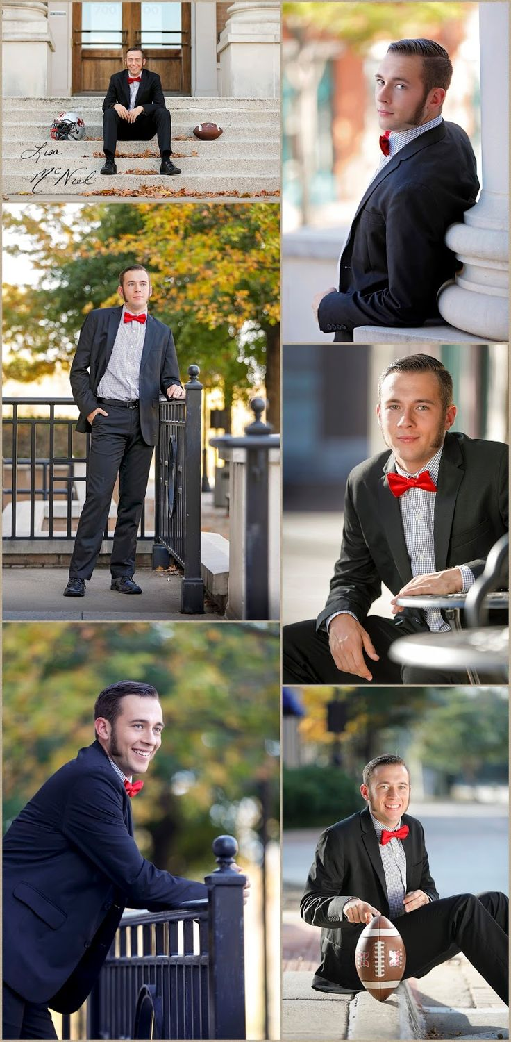 Senior Pictures with Baylor's Football's New Kicker - Flower Mound Marcus Photographer Lisa McNiel