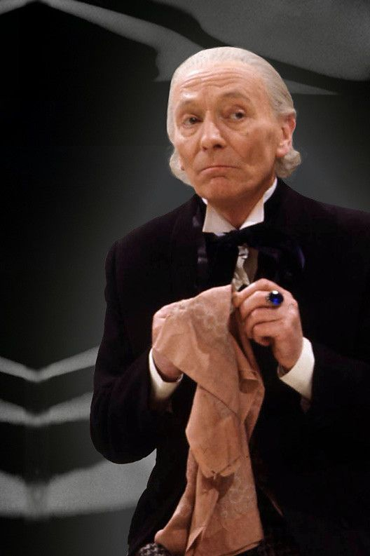 The First Doctor (William Hartnell)
