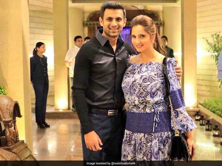 Sania Mirza Turns 31 Husband Shoaib Malik Sends Sweet Message - NDTVSports.com #757Live