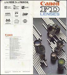 canon fd manual lens