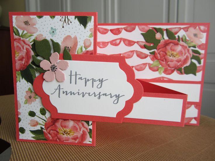 146 best double z fold card images on pinterest folded cards diy