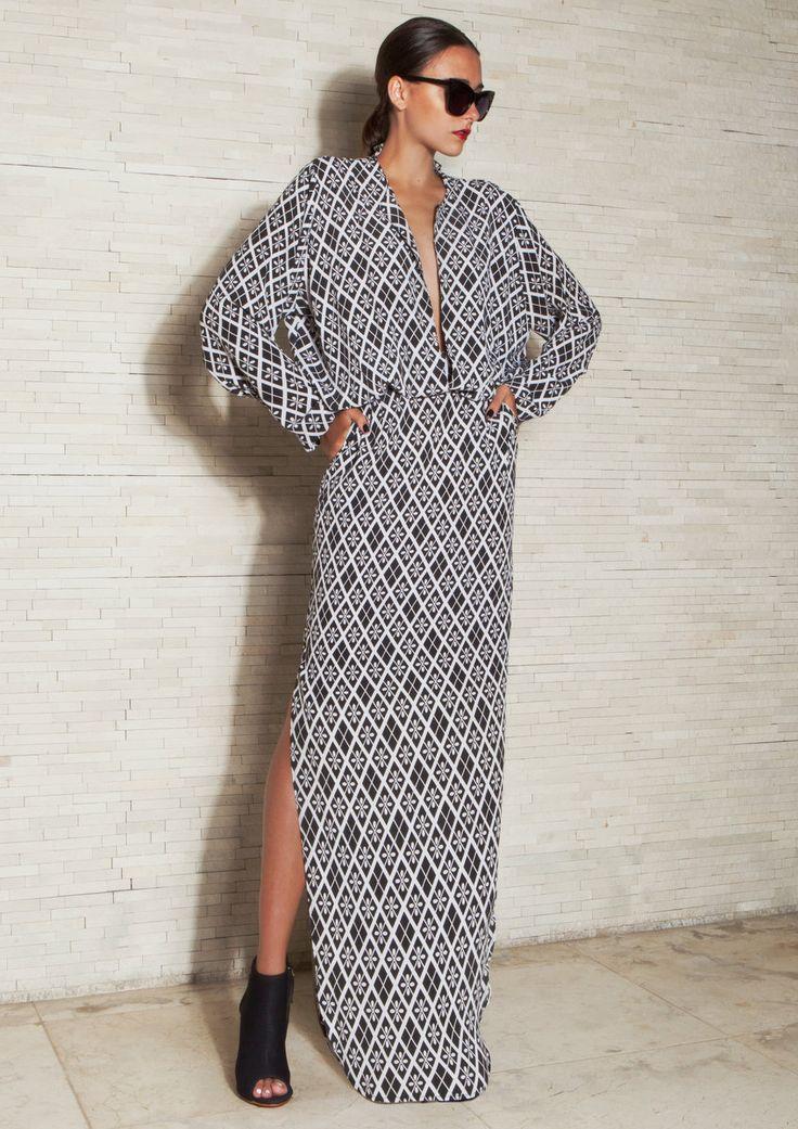 S/W/F - Ziggy Silk Dress