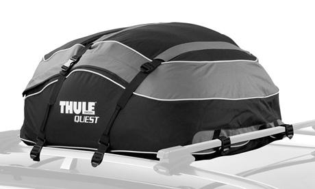 Thule Quest Cargo Bag | Car Roof Bag | Car Roof Cargo Carrier - Car Top Carrier Bags