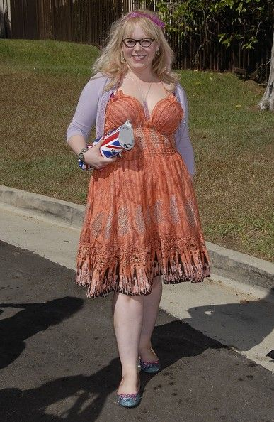 Kirsten Vangsness - 5th Annual Primetime Emmy Nominees' BAFTA Tea Party