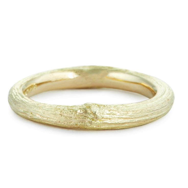 'Savage Beauty' 18ct Yellow Gold Ring