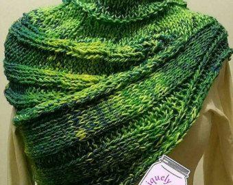 Crochet Warrior Vest  Desert