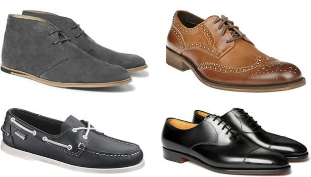 Esquire Men's Shoe Guide: What to Wear for Fall 2013  Read more: Mens Shoes 2013 - Best Dress and Casual Shoes Online - Esquire