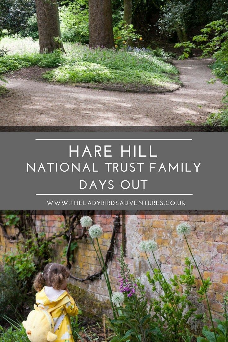 Hare Hill National Trust Family Days Out