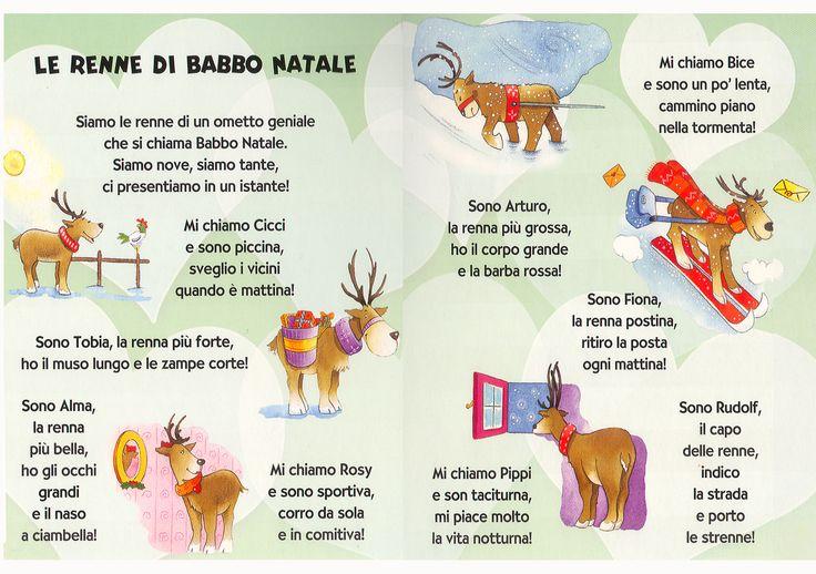 Le Filastrocche di Natale + CD Dami- Giunti Editore