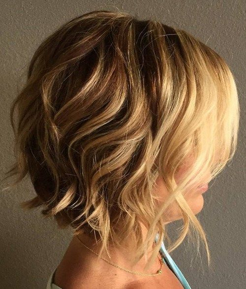 cool 80 Most Delightful Short Wavy Hairstyles - The Right Hairstyles for You