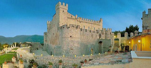 TOP 5 zamków w Toskanii przekształconych w hotele