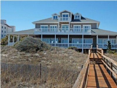 Best 25 beach house deck ideas on pinterest beach style for Outdoor elevators for beach houses