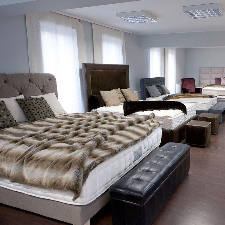 Det viktigste på rommet ditt er Luxury Bed.