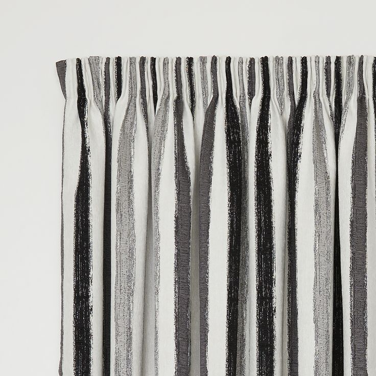 Lincoln Slate - Readymade Lined Pencil Pleat Curtain - Curtain Studio buy curtains online