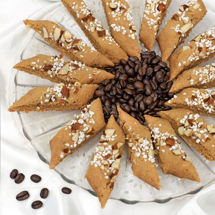 En favoritkaka med en mild smak av kaffe.