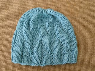 Knitting with Schnapps: Introducing the Waves of Hope Chemo Cap! Knit for a Cause
