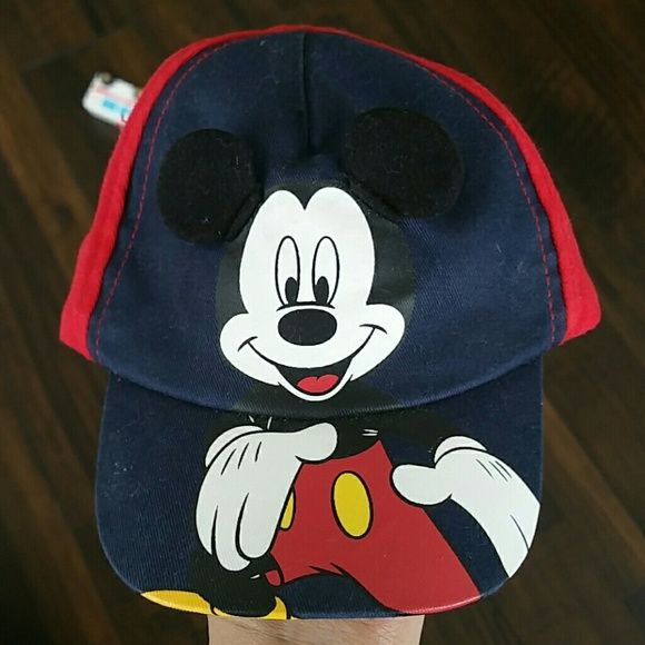 Mickey Mousr Infant Hat *negotiable* Excellet condition. Barely worn H&M Other
