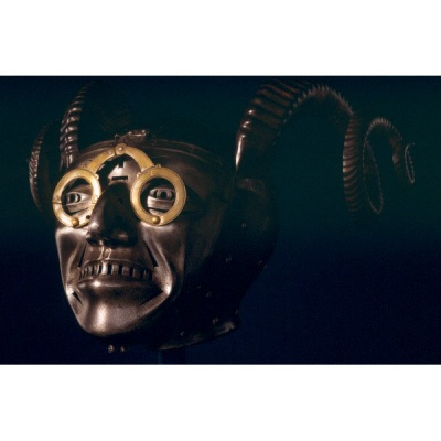 The Horned helmet - I'll see you in your nightmares: Horns Helmets
