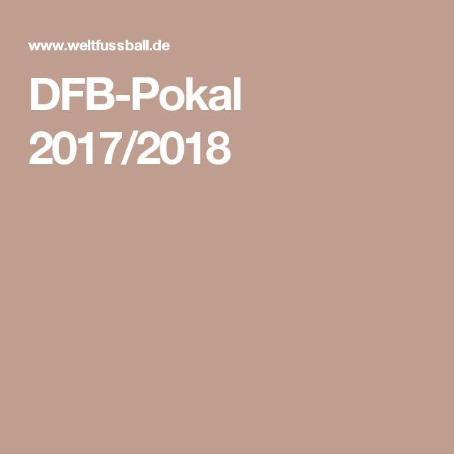 DFB-Pokal 2017/2018