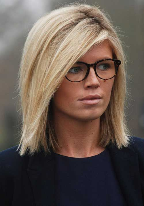 25 Best Short to Medium Haircuts | http://www.short-hairstyles.co/25-best-short-to-medium-haircuts.html