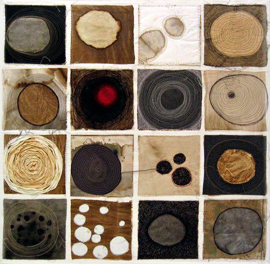 Cecile Dachary, Artist Study , circles , Art Featuring Circles, Inspiration for CAPI Students at milliande.com , circles, kreis, symbology , metaphor, emotion, idea, art