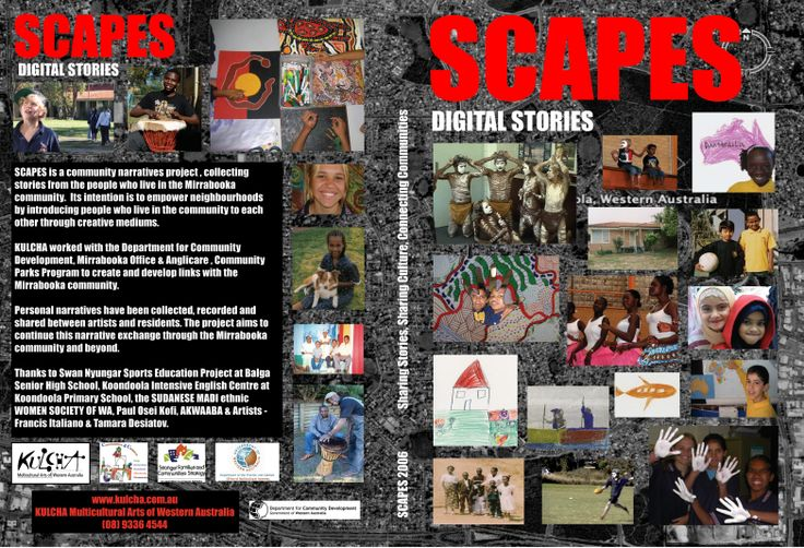 Digital Storytelling Project 2007 - Mirrabooka, Girrawheen Balga & Koondoola, Western Australia. Stories by kids from Balga Senior High School, Koondoola Primary School, MADI African Communities. Artwork, Filmmaking & Editing by Tamara Desiatov & Francis Italiano.