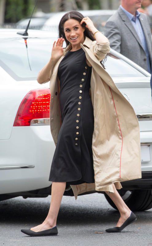 6b3e1399874b Every Duchess Meghan fashion moment since her wedding