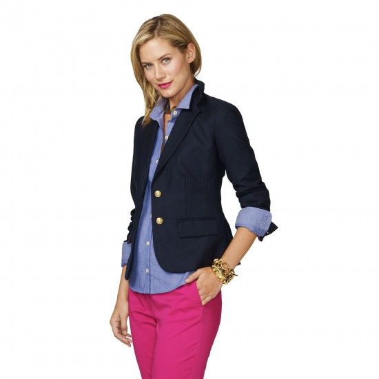 Find great deals on eBay for ladies navy blazer size. Shop with confidence.