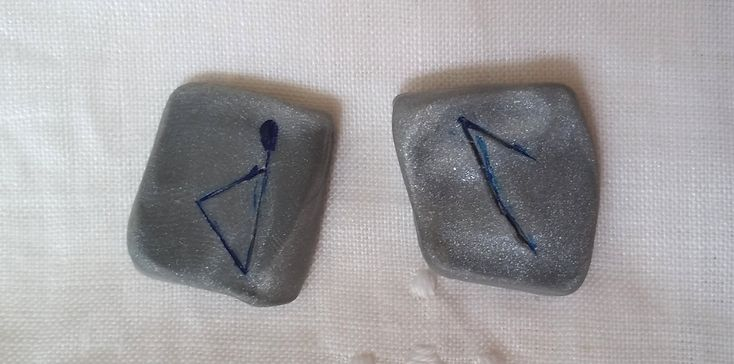 The Weekly Rune - by S. Kelley Harrell, Soul Intent Arts