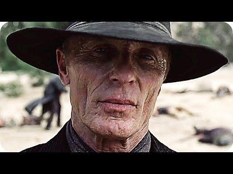 WESTWORLD Season 1 TRAILER Dreams (2016) HBO Sci-Fi Series - YouTube.  Western, SciFi, Drama, AI, Ethics, Philosophy; great actors, brilliant acting. #itsagoodone