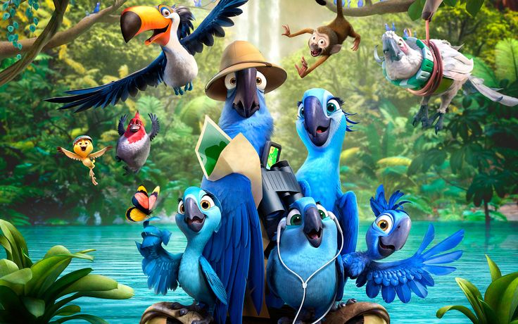 Rio 2 (2014) – Watch Online Free Movie Trailers